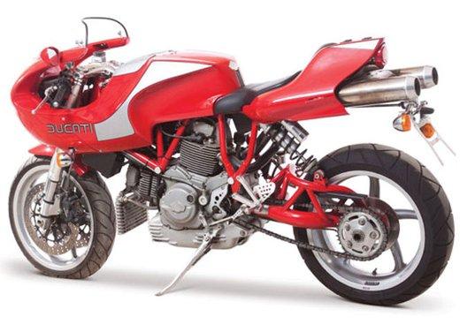 Ducati all'asta 100 moto della Collezione Saltarelli - Foto 23 di 25