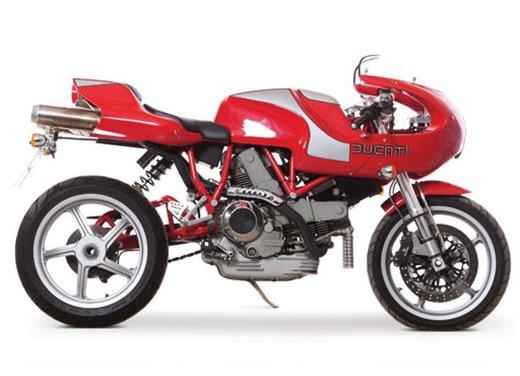 Ducati all'asta 100 moto della Collezione Saltarelli - Foto 24 di 25