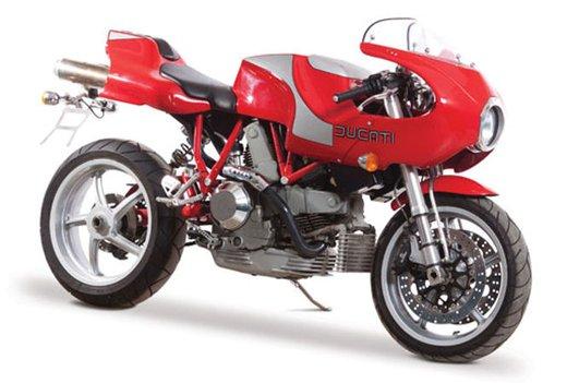 Ducati all'asta 100 moto della Collezione Saltarelli - Foto 25 di 25