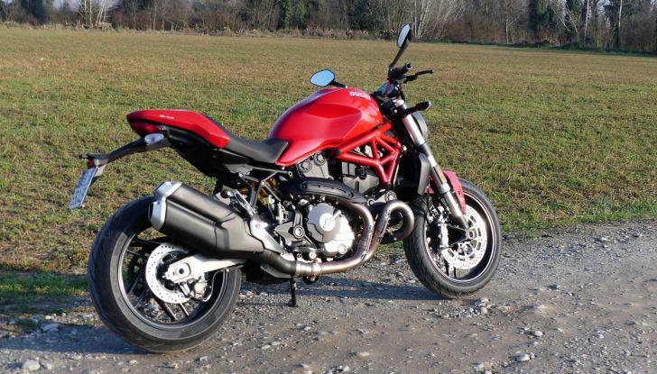 Ducati Monster 821: il migliore di sempre - Foto 4 di 39