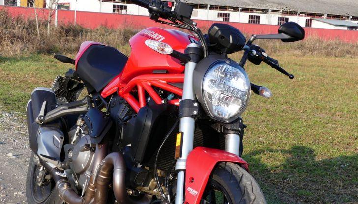Ducati Monster 821: il migliore di sempre - Foto 12 di 39