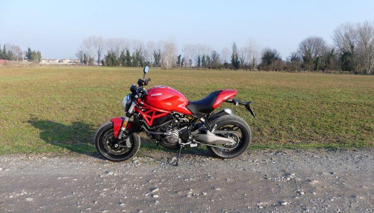 Ducati Monster 821: il migliore di sempre - Foto 13 di 39