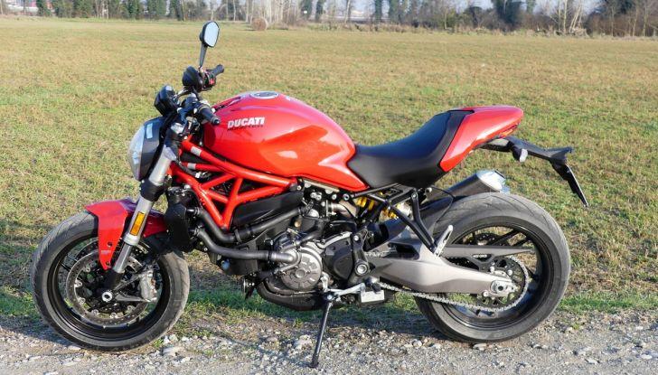 Ducati Monster 821: il migliore di sempre - Foto 14 di 39