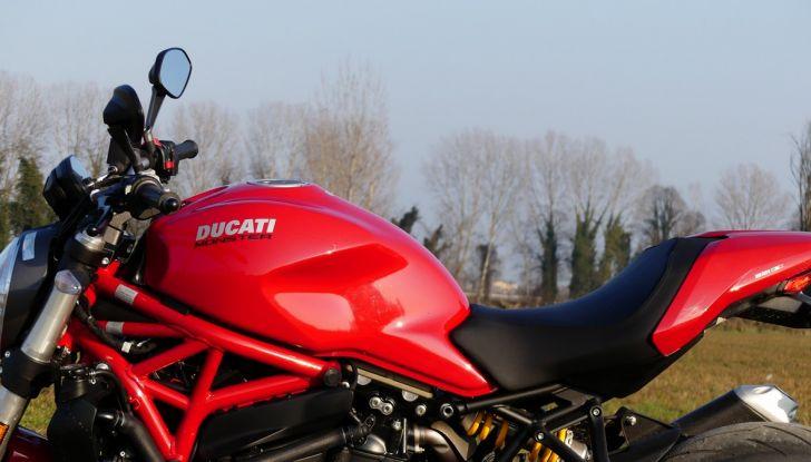 Ducati Monster 821: il migliore di sempre - Foto 15 di 39