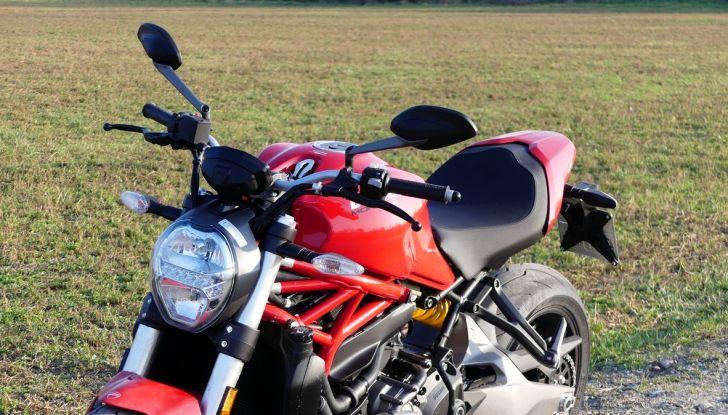 Ducati Monster 821: il migliore di sempre - Foto 16 di 39