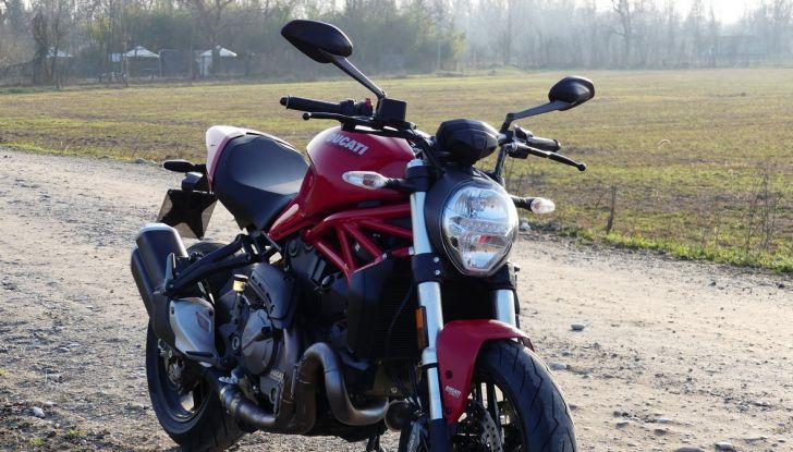Ducati Monster 821: il migliore di sempre - Foto 19 di 39
