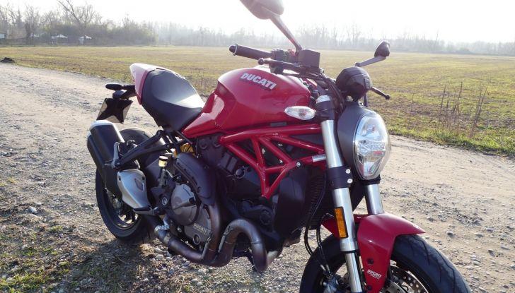 Ducati Monster 821: il migliore di sempre - Foto 20 di 39