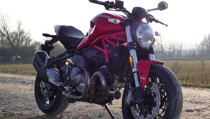 Ducati Monster 821: il migliore di sempre - Foto 22 di 39