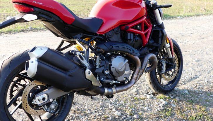 Ducati Monster 821: il migliore di sempre - Foto 23 di 39