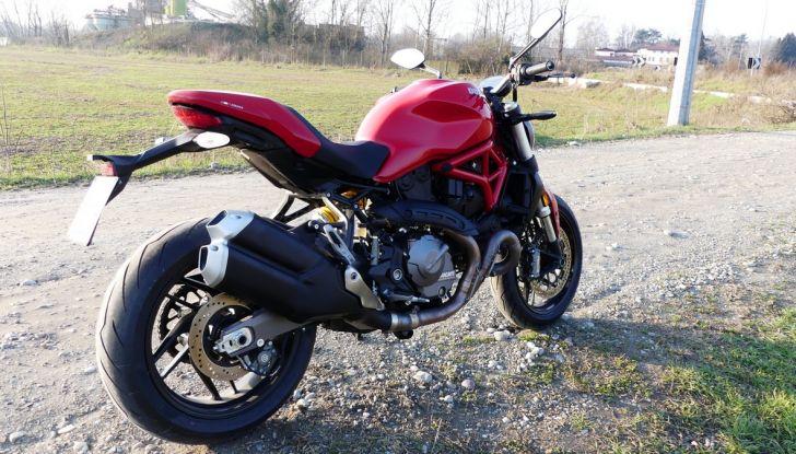 Ducati Monster 821: il migliore di sempre - Foto 24 di 39