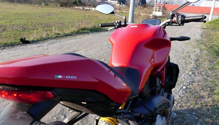 Ducati Monster 821: il migliore di sempre - Foto 25 di 39