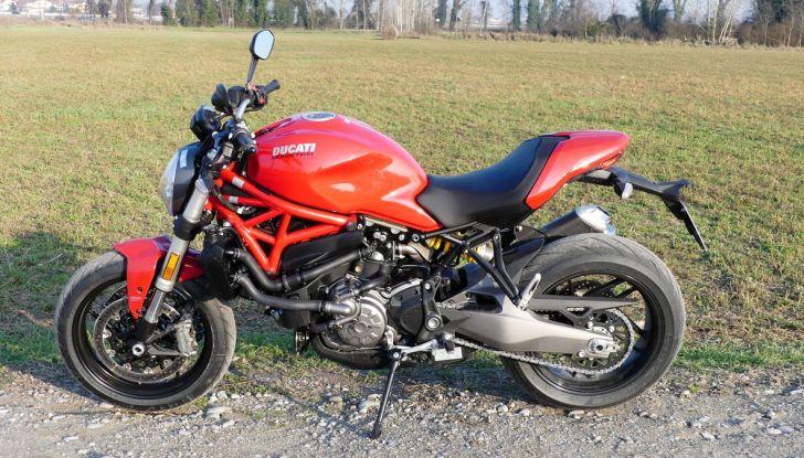 Ducati Monster 821: il migliore di sempre - Foto 27 di 39