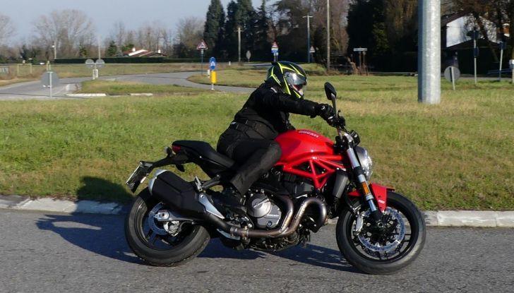 Ducati Monster 821: il migliore di sempre - Foto 30 di 39