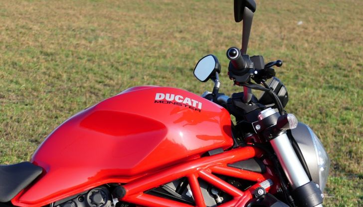 Ducati Monster 821: il migliore di sempre - Foto 5 di 39