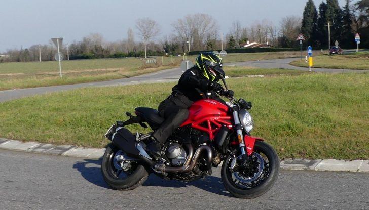 Ducati Monster 821: il migliore di sempre - Foto 31 di 39