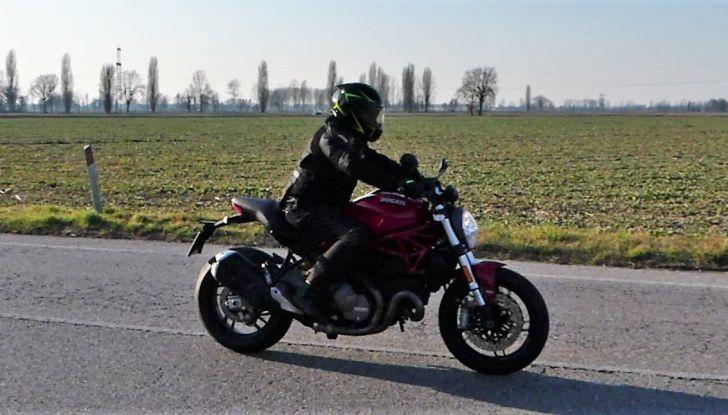 Ducati Monster 821: il migliore di sempre - Foto 33 di 39