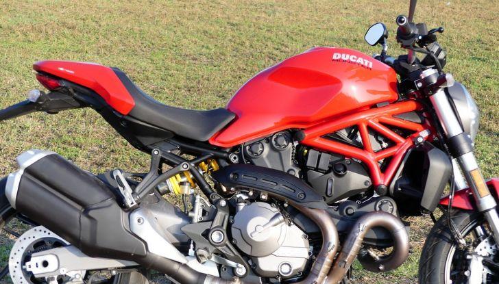 Ducati Monster 821: il migliore di sempre - Foto 6 di 39