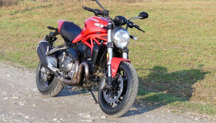 Ducati Monster 821: il migliore di sempre - Foto 8 di 39