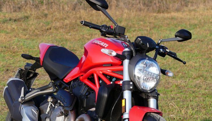 Ducati Monster 821: il migliore di sempre - Foto 9 di 39