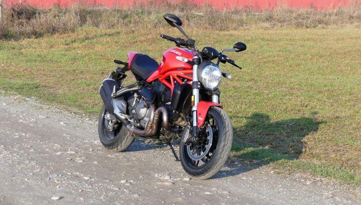 Ducati Monster 821: il migliore di sempre - Foto 10 di 39