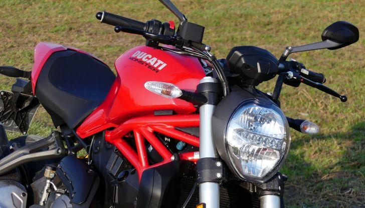 Ducati Monster 821: il migliore di sempre - Foto 11 di 39