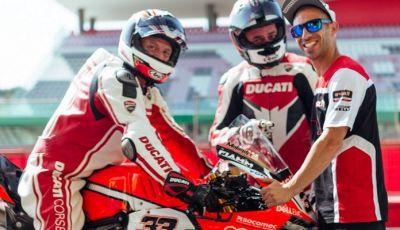 Ducati Superleggera Superbike Experience: un sogno esclusivo