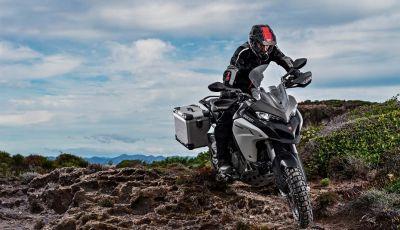 Ducati Multistrada 1200 Enduro: novità tra accessori e tecnologia