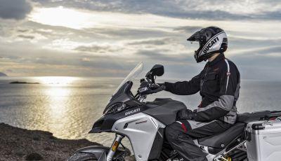 Ducati: il mondo su di una Multistrada Enduro 1200 per il 90°