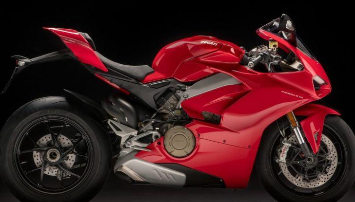 Ducati V4 Superleggera: potenza massima (236 cv) e peso minimo (161 kg)! - Foto 12 di 13