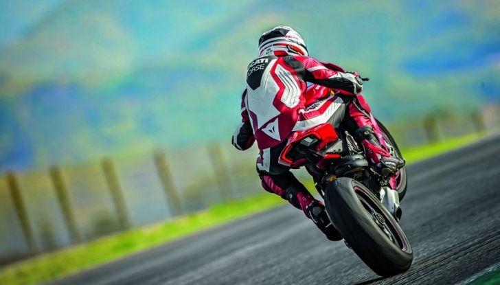 Ducati V4 Superleggera: potenza massima (236 cv) e peso minimo (161 kg)! - Foto 6 di 13