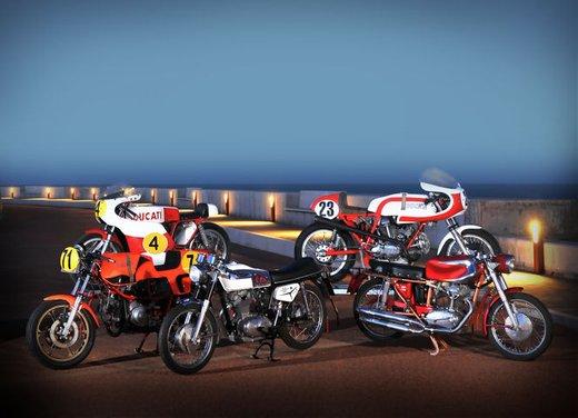 Ducati all'asta 100 moto della Collezione Saltarelli - Foto 1 di 25