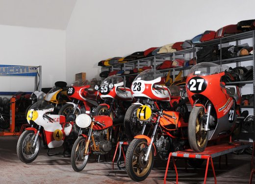Ducati all'asta 100 moto della Collezione Saltarelli - Foto 3 di 25