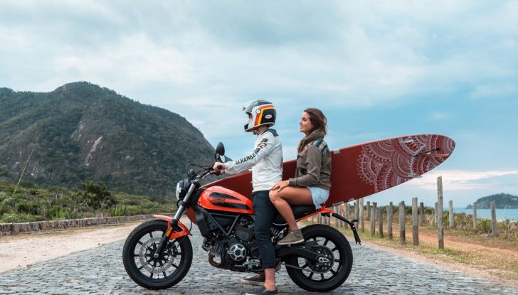 Ducati Bike Value: vantaggi per acquistare Scrambler Sixty2 - Foto 5 di 10