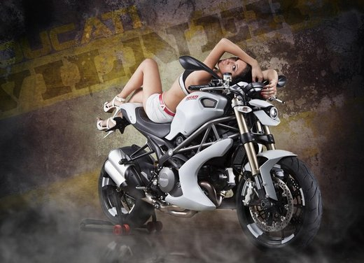 Ducati Monster 1100 Evo Bulgari by Vilner Custom Bike
