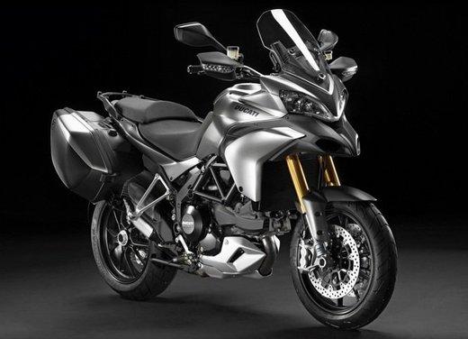 Motodays 2012: novità da Ducati, Piaggio, Aprilia, Moto Guzzi - Foto 14 di 17