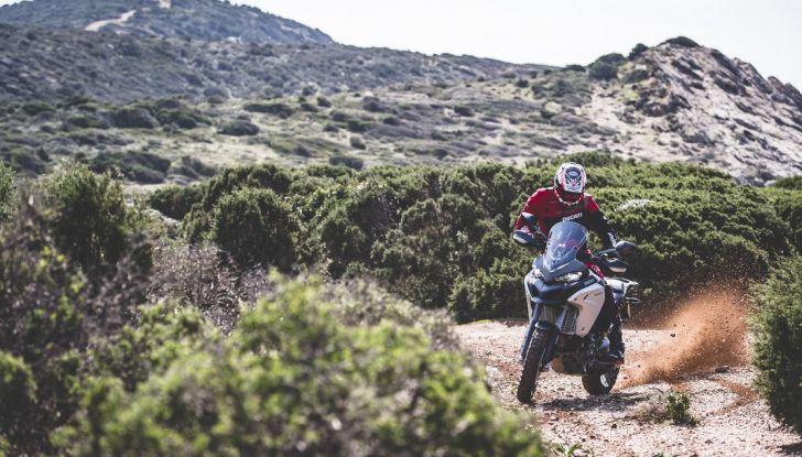 Ducati DRE Enduro: l'Accademia di guida off-road - Foto 1 di 4