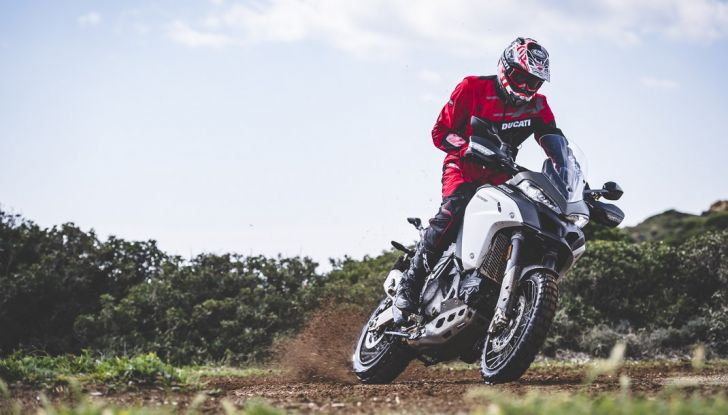 Ducati DRE Enduro: l'Accademia di guida off-road - Foto 2 di 4
