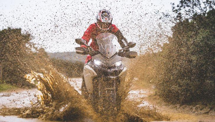 Ducati DRE Enduro: l'Accademia di guida off-road - Foto 3 di 4