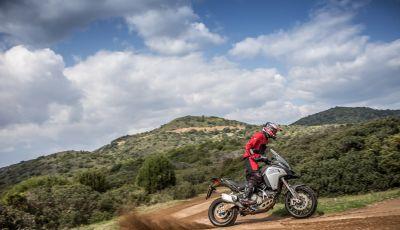 Ducati DRE Enduro: l'Accademia di guida off-road