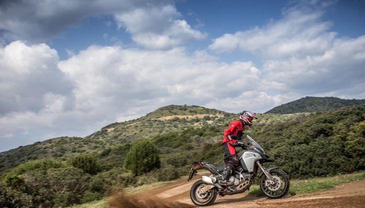Ducati DRE Enduro: l'Accademia di guida off-road - Foto 4 di 4