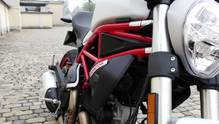 Ducati Monster 797: happy birthday Monster - Foto 36 di 53