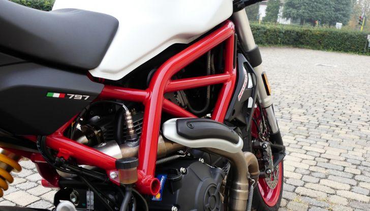 Ducati Monster 797: happy birthday Monster - Foto 38 di 53