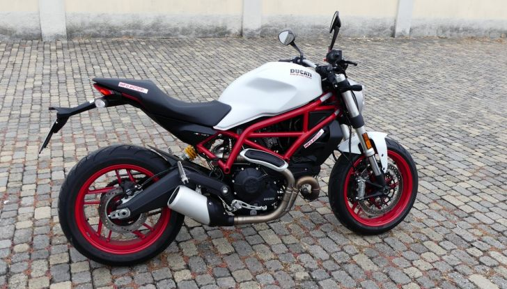 Ducati Monster 797: happy birthday Monster - Foto 40 di 53