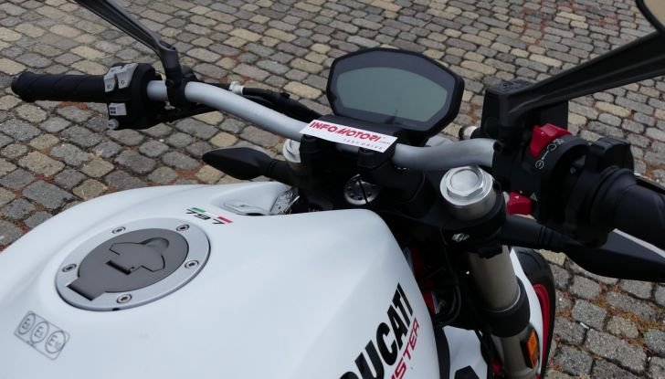 Ducati Monster 797: happy birthday Monster - Foto 46 di 53
