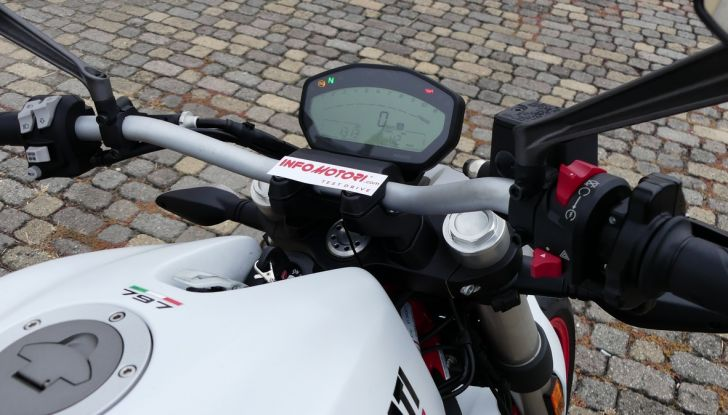 Ducati Monster 797: happy birthday Monster - Foto 47 di 53