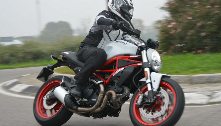 Ducati Monster 797: happy birthday Monster - Foto 6 di 53