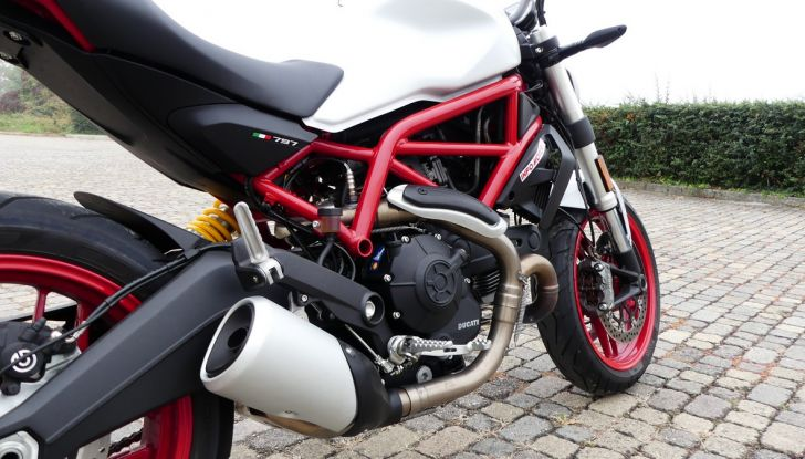 Ducati Monster 797: happy birthday Monster - Foto 53 di 53