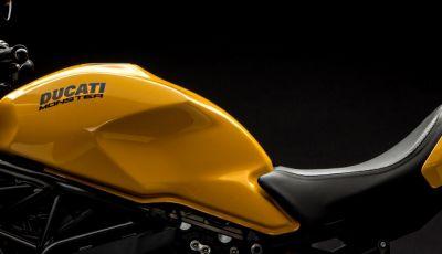 Ducati Monster 821