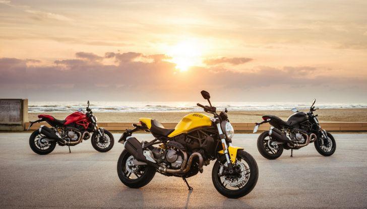 Ducati Monster 821 - Foto 5 di 6