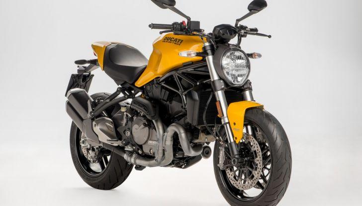Ducati Monster 821 - Foto 4 di 6
